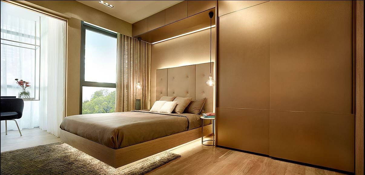 3 Bedroom Master Bedroom Singapore Property Launch