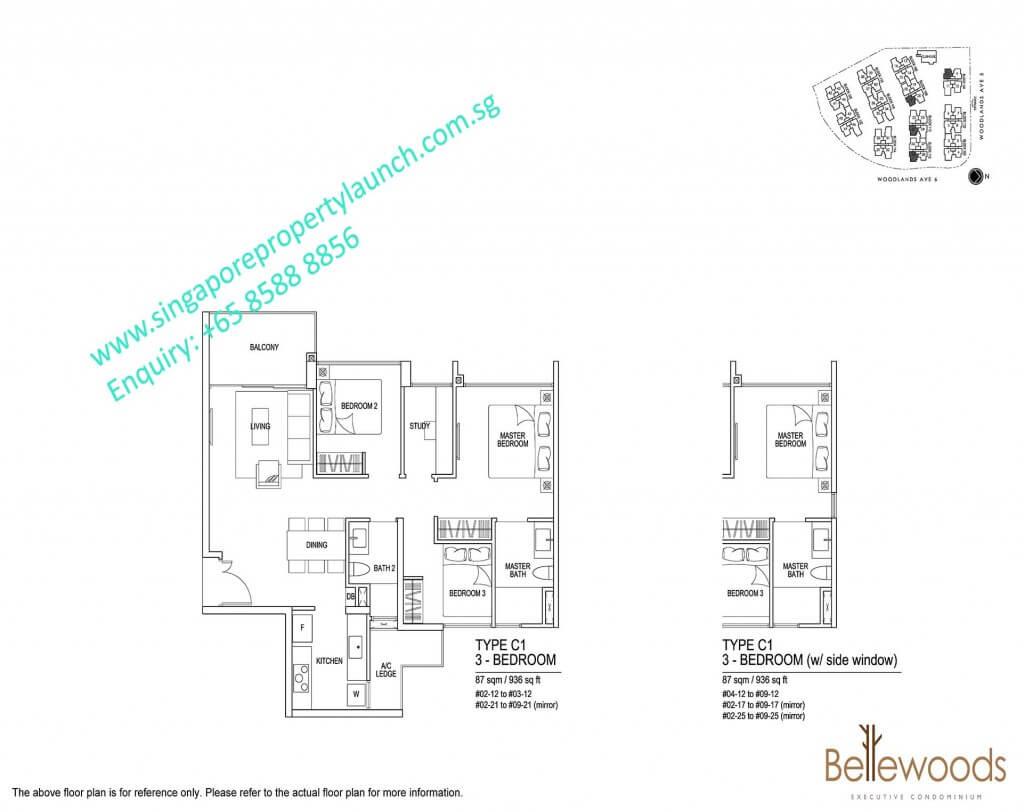 Bellewoods EC – Singapore Property Launch