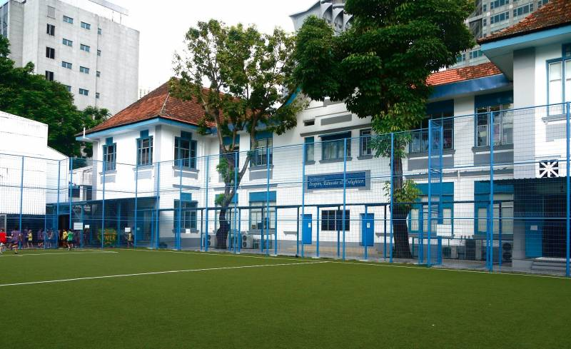 8 Saint Thomas Chatsworth International School
