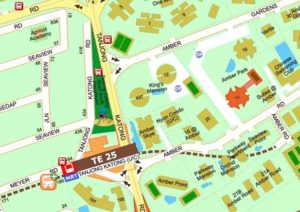 Amber Park Tanjong Katong mrt station