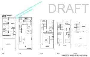Belgravia Green Inter Terrace Type T2