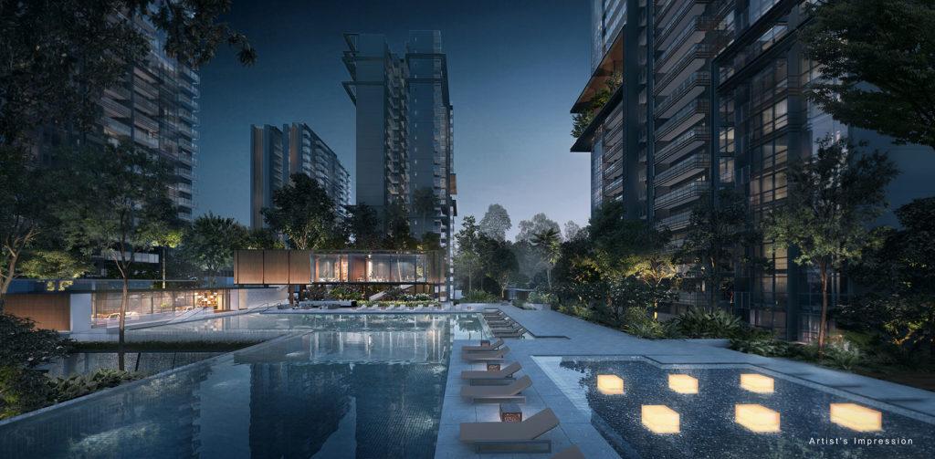 Jade Scape Marymount Road 50m Skyline Pool