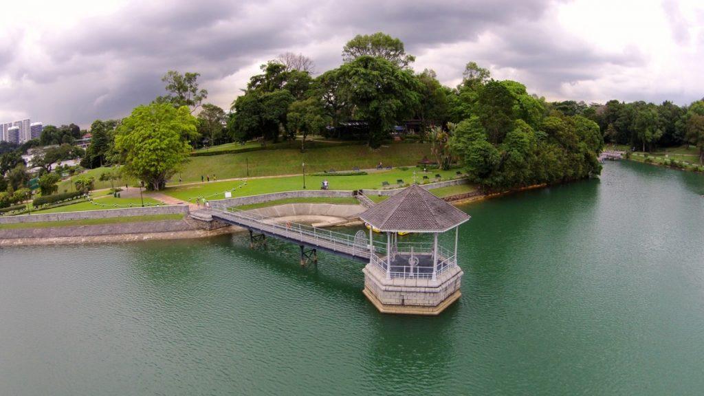 Jade Scape condo Macritchie Reservoir