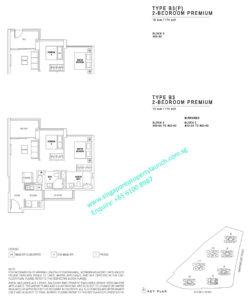 JadeScape 2 bedroom premium Type B3