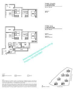 JadeScape 3 bedroom Type C1b