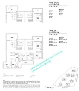 JadeScape 4 bedroom D1