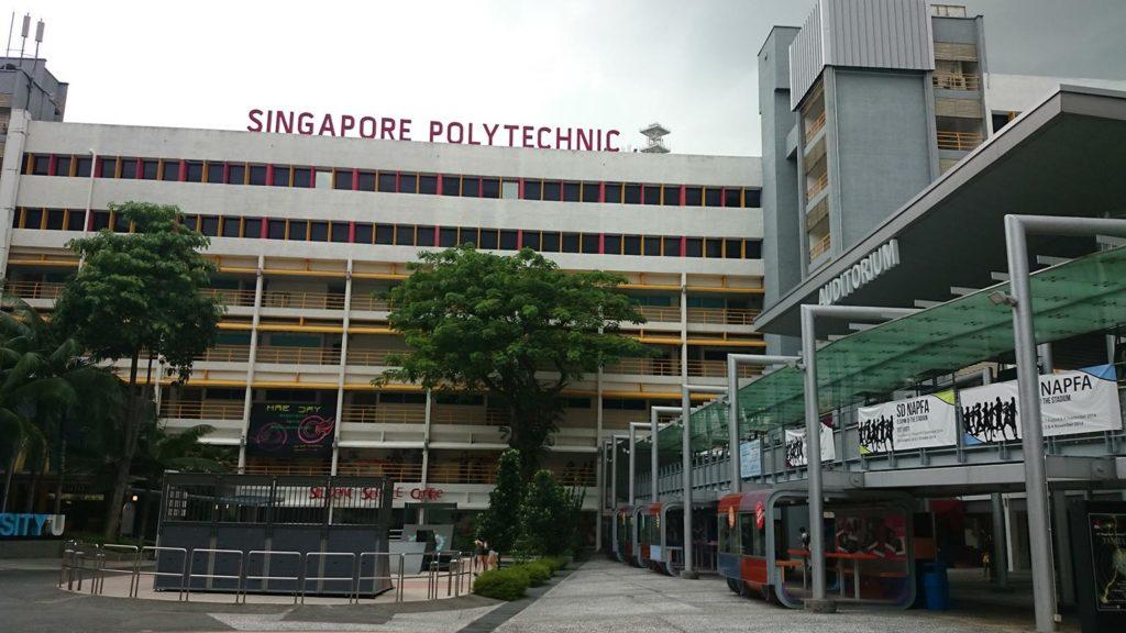 Kent Ridge Hill Residences Singapore Polytechnic