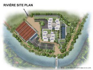 Riviere-condo-Site-Plan-singapore