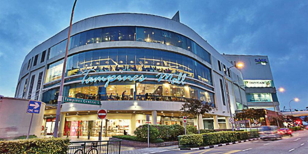 TTapestry condo tampines mall