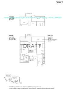 Verandah Residences 2 bedroom Type B2