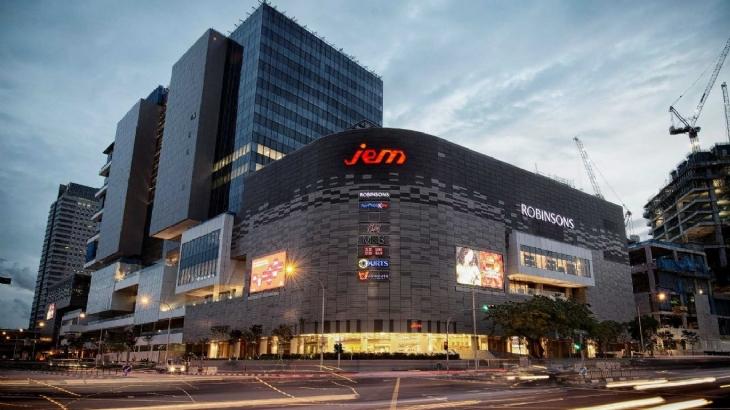Whistler Grand JEM Shopping mall