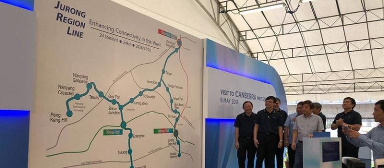 Whistler Grand Jurong Region Line Pandan Reservoir Station