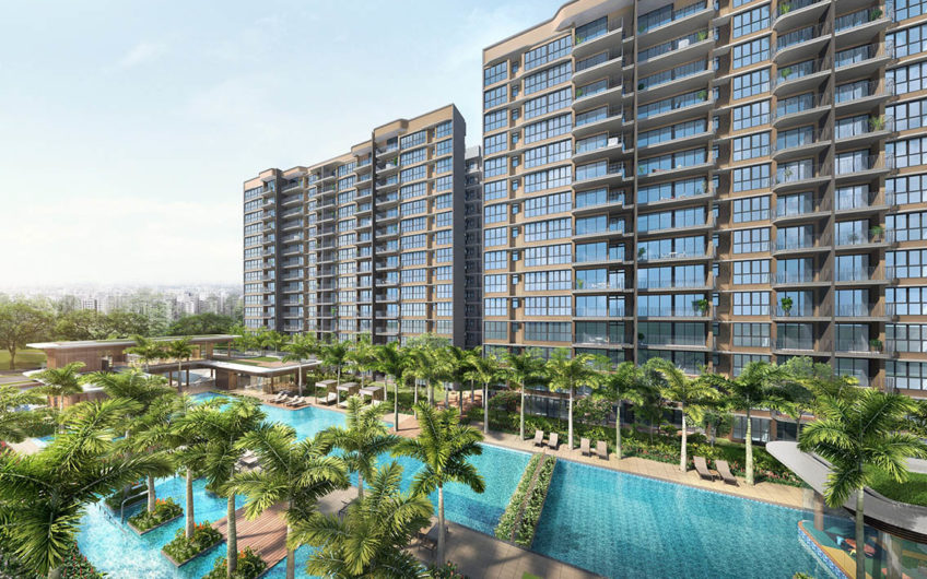 Hundred Palms Residences EC