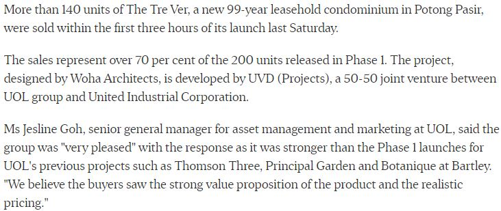 the-tre-ver-Over-140-units-at-The-Tre-Ver-sold-within-first-3-hours-article-1-singapore