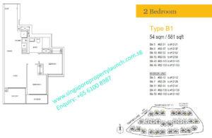 treasure-at-tampines-2-bedroom-floor-plan-B1-singapore