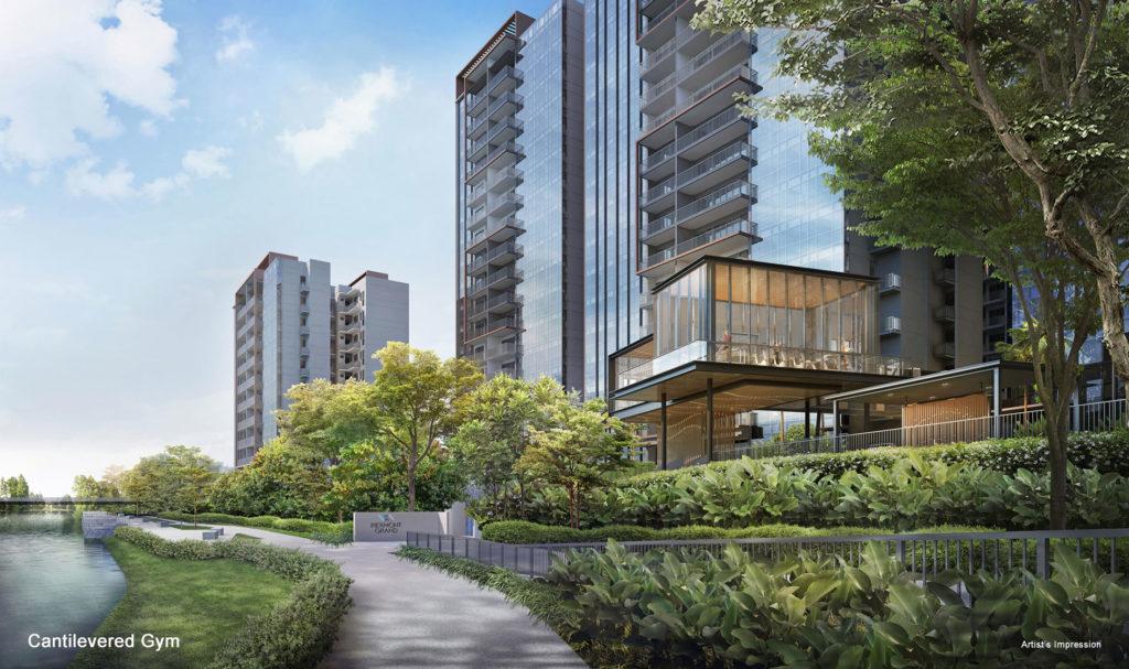 Piermont-Grand-EC-CDL-sumang-walk-Cantilvered-Gym-singapore-1