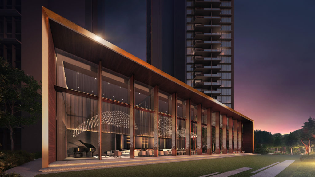 Kopar-at-newton-Condo-by-CEL-Stella-Function-Room-singapore