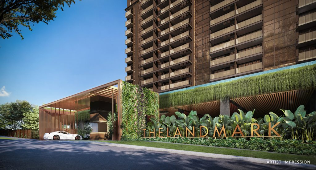 The-Landmark-chin-swee-road-condo-Approach