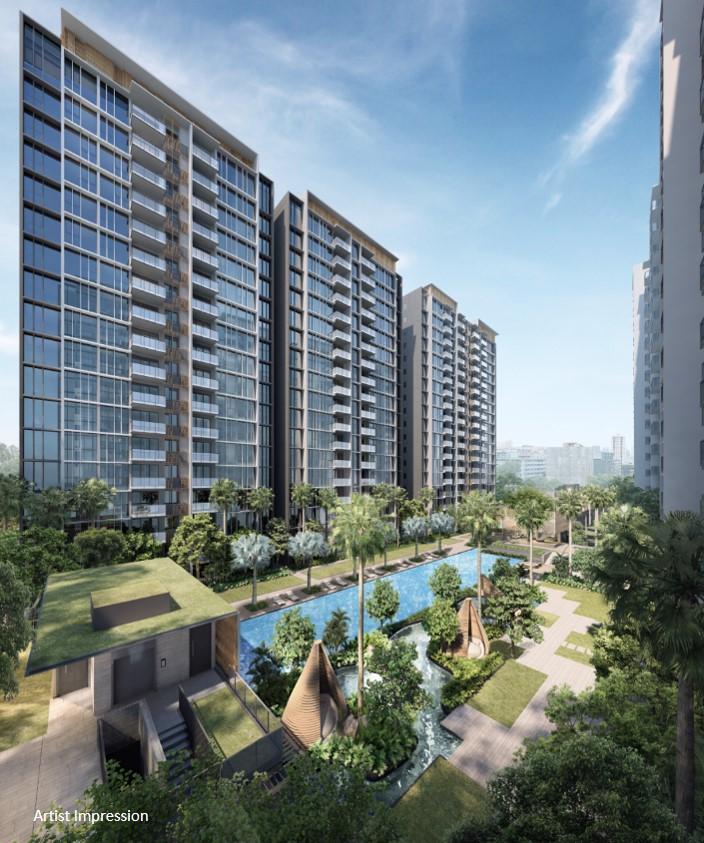 PENROSE-condo-by-CDL-hong-leong-Facilities Day-singapore