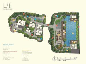 One-Bernam_site-plan_Level_4_near_tanjong_pagar_mrt_Singapore